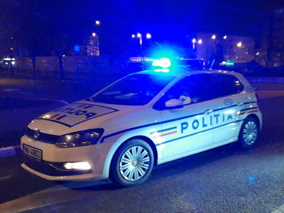 Tânăr din Tureac, reținut de polițiști pentru 24 de ore. Ce a făcut