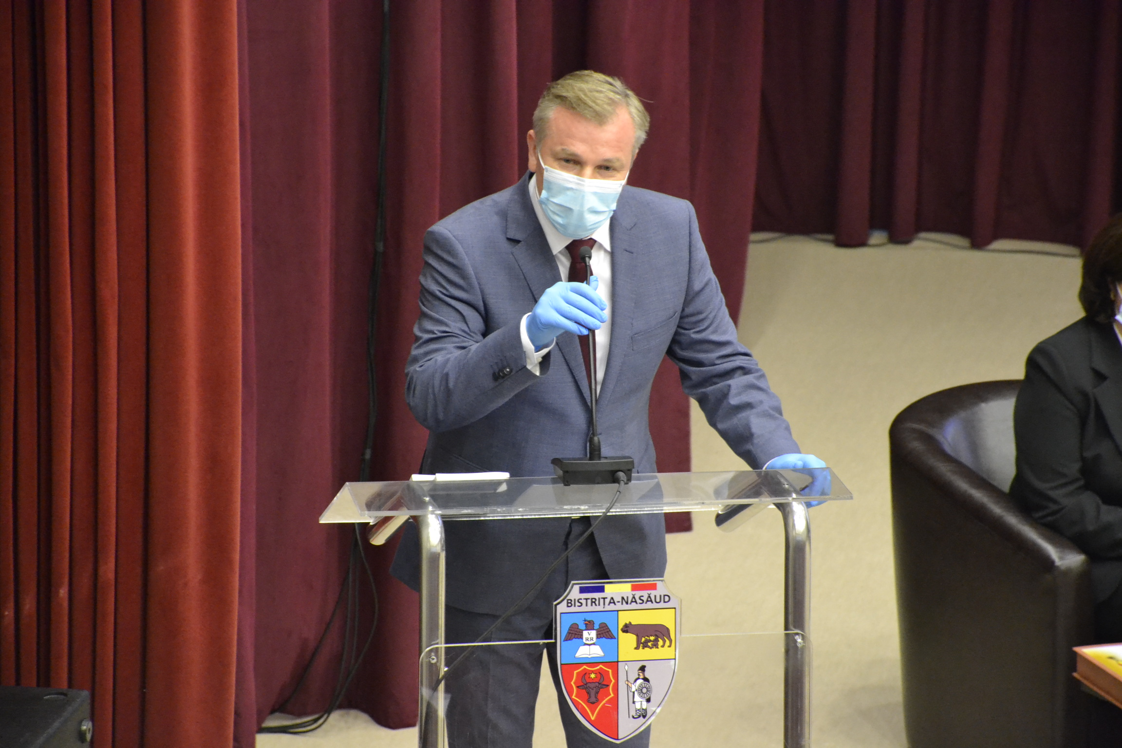 Prefectul Stelian Dolha a primit rezultatul testării COVID-19