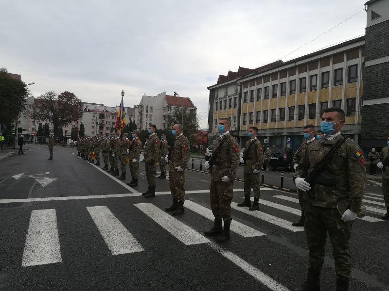 Ziua Armatei, sărbătorită la Bistrița! (FOTO)