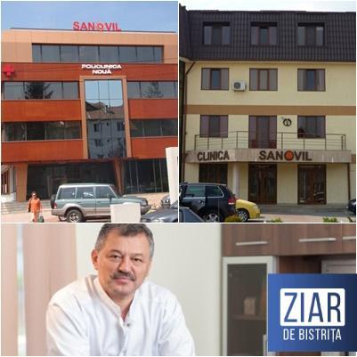 Doctorul Mureșan Gavrilaș de la SANOVIL e PROPUS cetățean de onoare al Bistriței! Ce ziceți: merită acest titlu?
