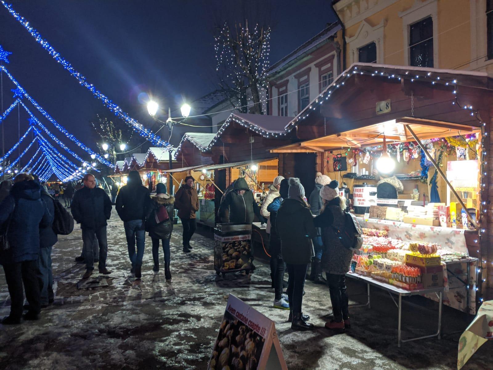 Târgul de Crăciun ar putea avea loc și în această iarnă!