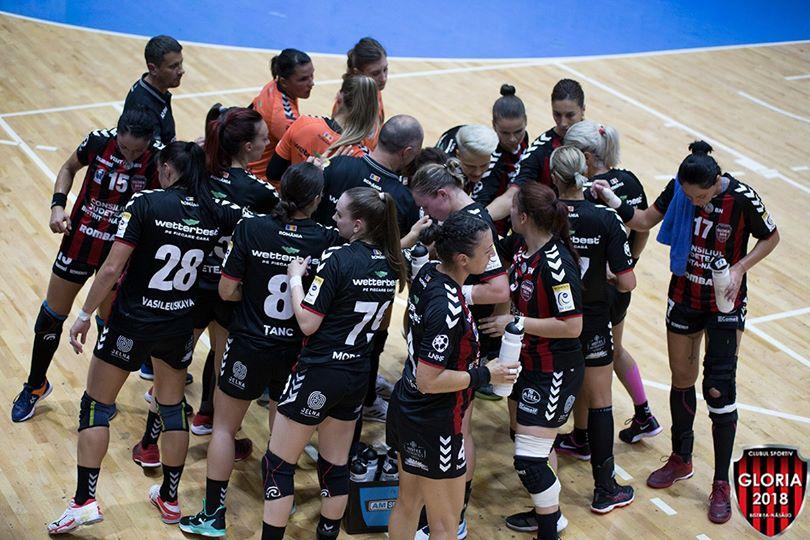 CS Gloria 2018 nu va participa la turneul al treilea unde ar fi jucat cu Vâlcea. Echipa pierde cu 10-0