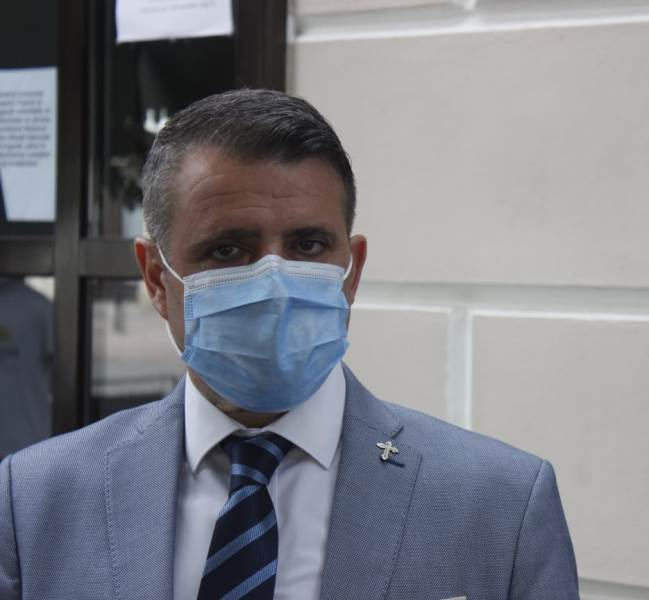 Primarul Ioan Turc a fost diagnosticat cu COVID-19