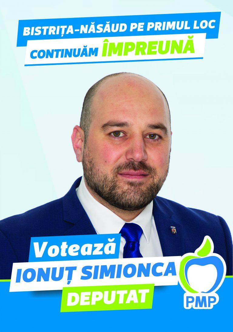 Ionuț Simionca (PMP): Firmele din Bistrița-Năsăud, în mod particular cele din HORECA, trebuie să primească sprijin de la stat pentru revenire economică
