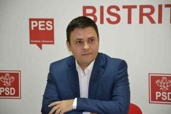 """Daniel Suciu (PSD) către Robert Sighiartău (PNL): """"În loc să te lauzi cu ce nu faci sau, mai rău, cu munca altuia, nu vrei să dai un semn palpabil că faci ceva pentru județ?"""""""