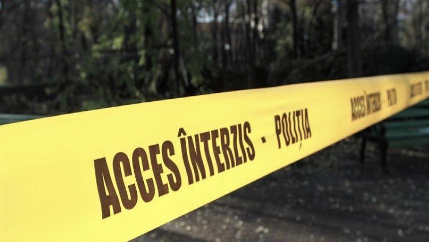 Femeie decedată, găsită într-un pârâu de pe raza localității Blăjenii de Jos