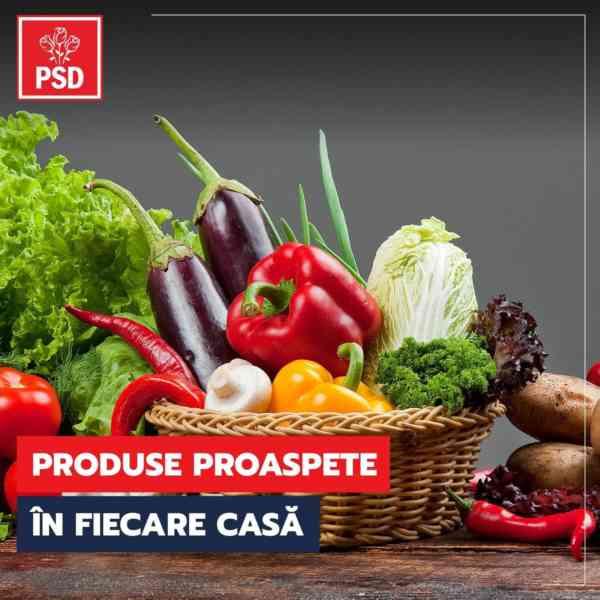 PSD BN: Agricultura României va fi revitalizată!