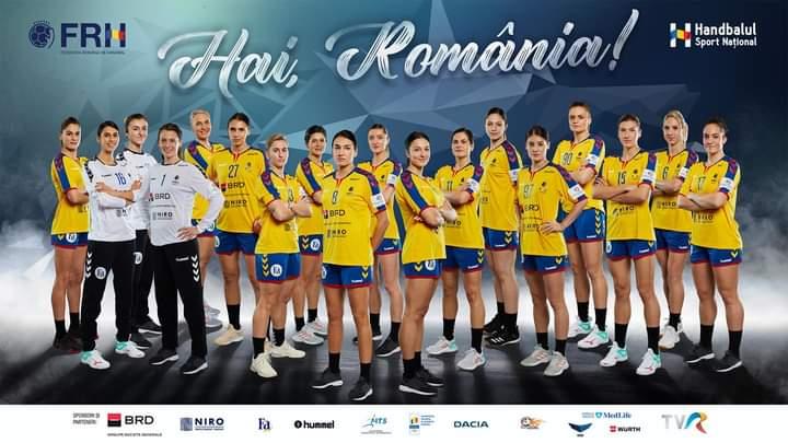 Comentariul fiecărei partide a României la EURO Handball 2020