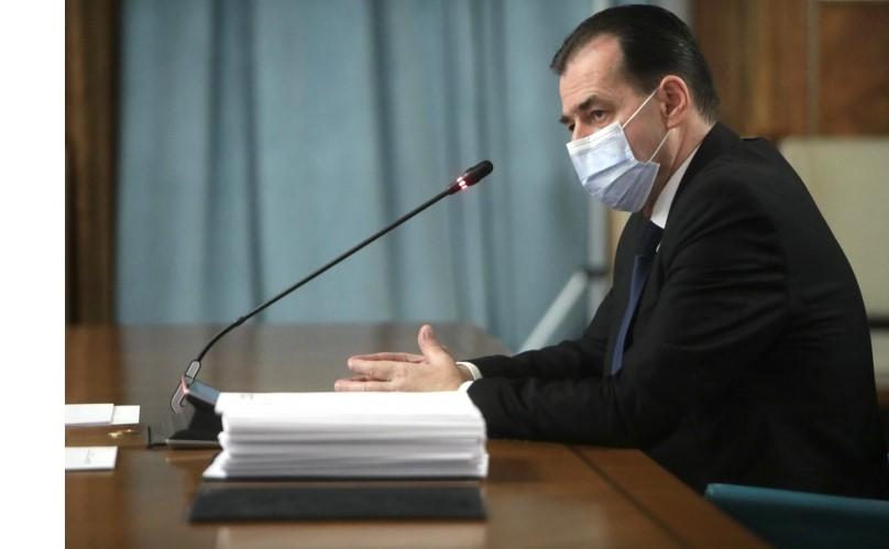 BREAKING NEWS! Ludovic Orban a demisionat din funcția de premier