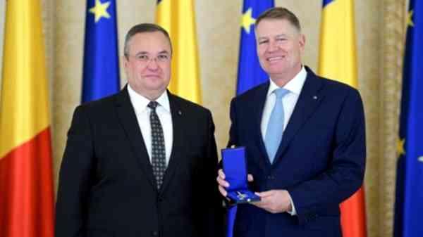 Nicolae Ciucă, numit premier interimar de președintele Iohannis
