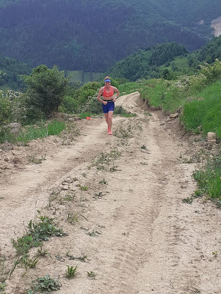 Una dintre cele mai performante maratoniste ale județului, împiedicată de Covid-19 să participe la Campionatele Europene