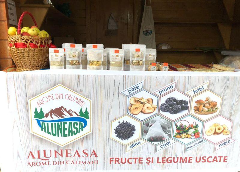 AROME din Călimani! Un pompier din Budac s-a lăsat inspirat de bunica lui, investind mii de euro în hribi și fructe de pădure