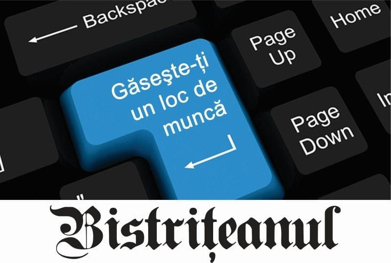 IMP România angajează șef linie, Aquabis caută economist: NOI locuri de muncă, în Bistrița-Năsăud
