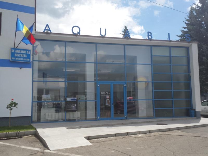Aquabis:  Fără apă astăzi, în Beclean, pentru câteva ore