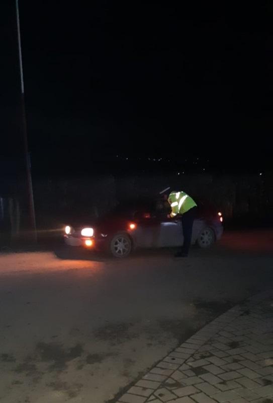 În doar 24 de ore, polițiștii din Bistrița-Năsăud au amendat circa 100 de persoane