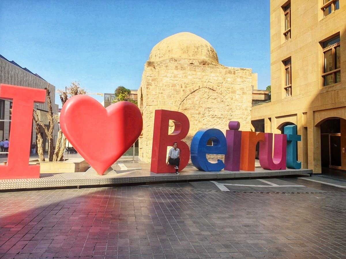 Am vizitat Libanul în timpul protestelor și mi-a plăcut
