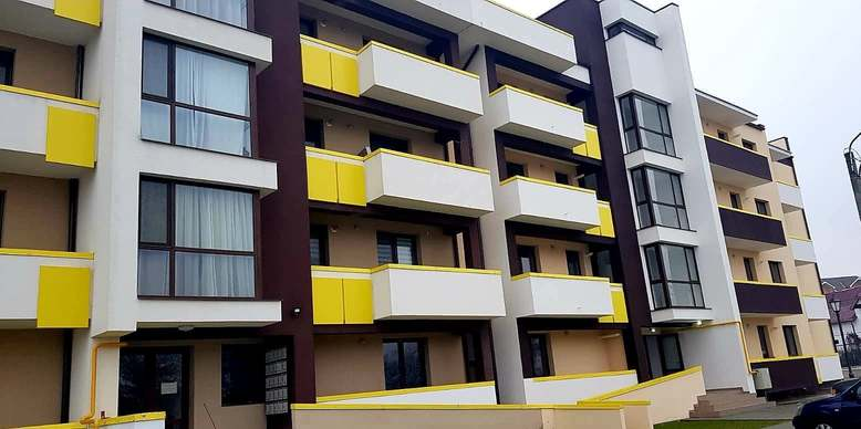 Bloc ANL cu locuințe destinate specialiștilor din administrație, recepționat în municipiul Bistrița