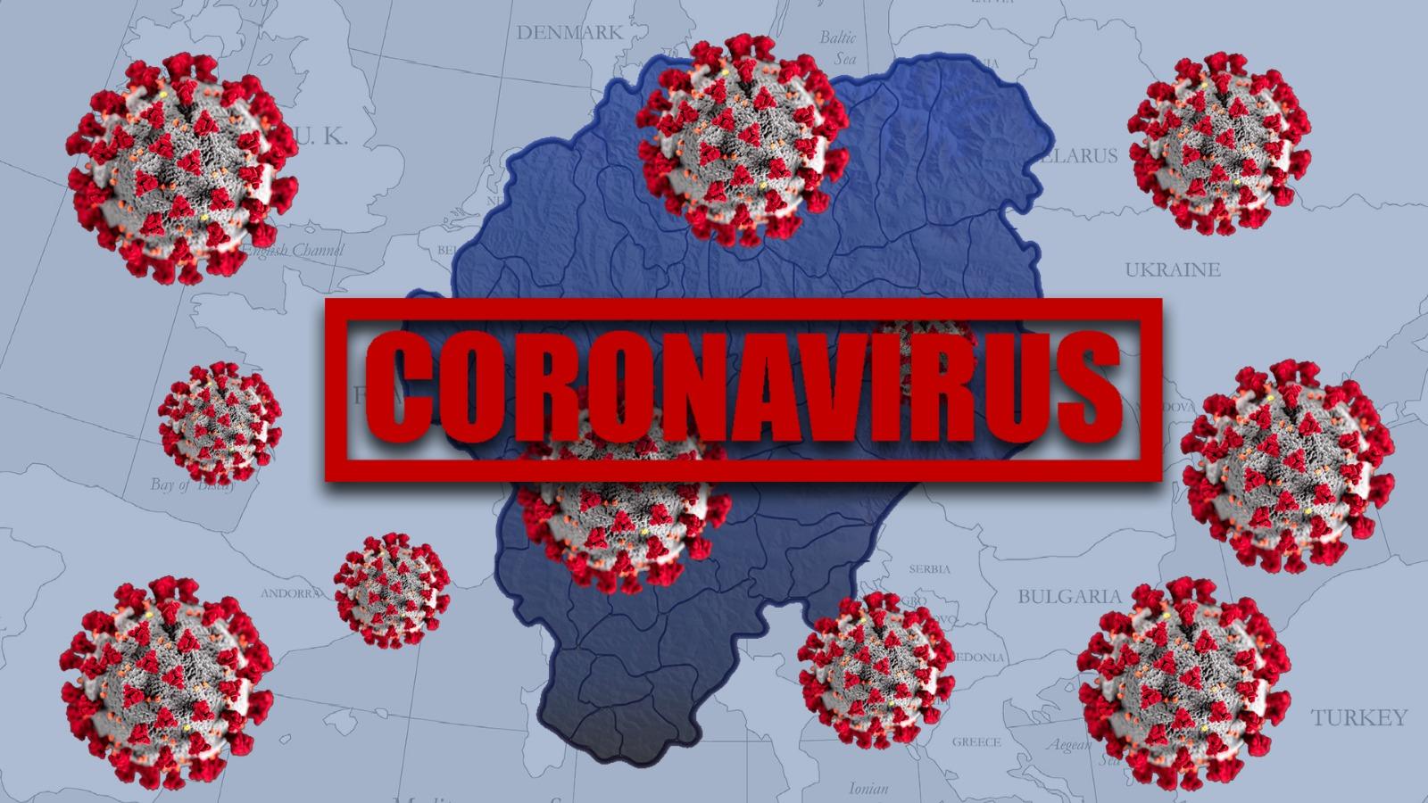 COVID în BN: Un asistent medical depistat pozitiv, în ultimele 24 de ore. Niciun deces raportat și o persoană declarată vindecată