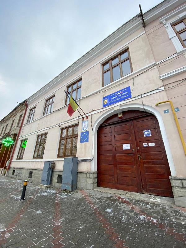 """Primarul Ioan Turc, veste bună în legătură cu clasa de arhitectură de la Liceul de Arte """"Corneliu Baba"""" și cea de muzică de la Liceul de Muzică """"Tudor Jarda"""""""