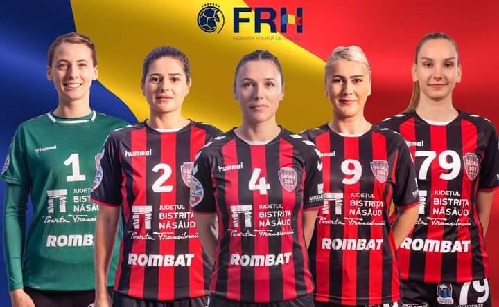Cinci jucătoare de la Gloria, convocate în lotul național de handbal feminin