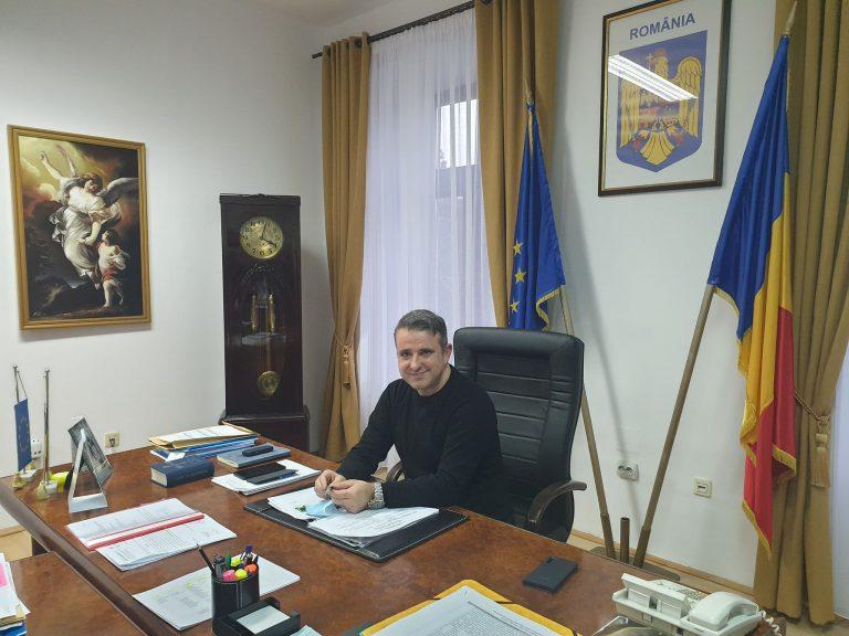 Primarul Ioan Turc vine luni seara la Bistrițeanul.ro LIVE! Care e întrebarea ta pentru el?
